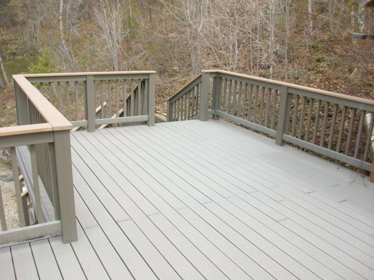 Azek Decking Vs Trex | Composite Decking Lowes | Bamdeck