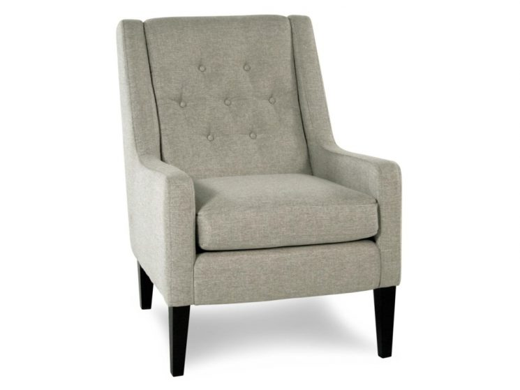 Button Tufted Wing Chair | Tufted Chair And A Half | Tufted Chaise Lounge Chair