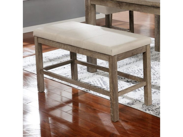 Upholstered Counter Height Bench | Upholstered Storage Bench Ikea | Indoor Upholstered Benches