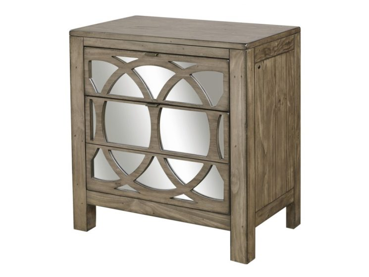 Mirrored Night Stand | Big Lots Night Stands | Nightstand With Drawers