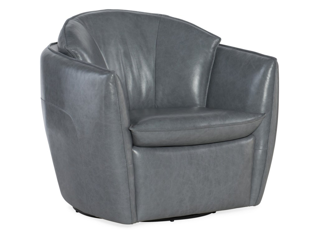 Overstuffed Chair And A Half | Swivel Club Chair | Crate And Barrel Recliner