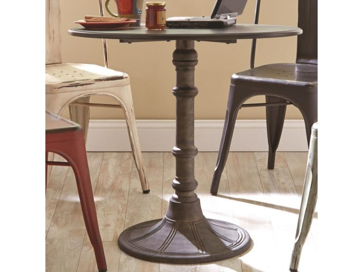 Folding Bistro Table And Chairs Set | Bistro Table Sets | White Wood Bistro Set